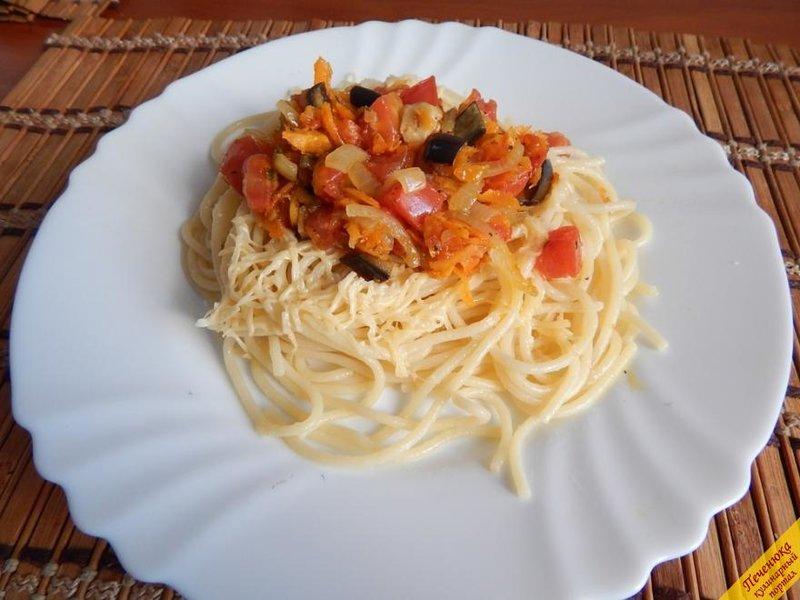 Паста по-итальянски рецепт пошагово