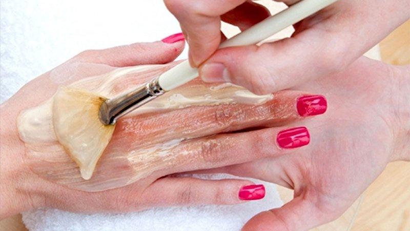 Чем привести кожу рук в порядок в домашних условиях