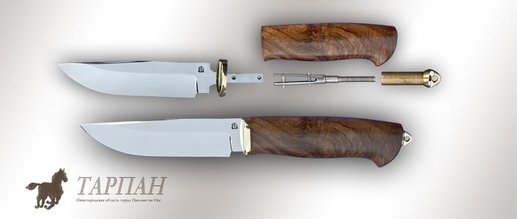 Изготовление рукоятки для ножей своими руками