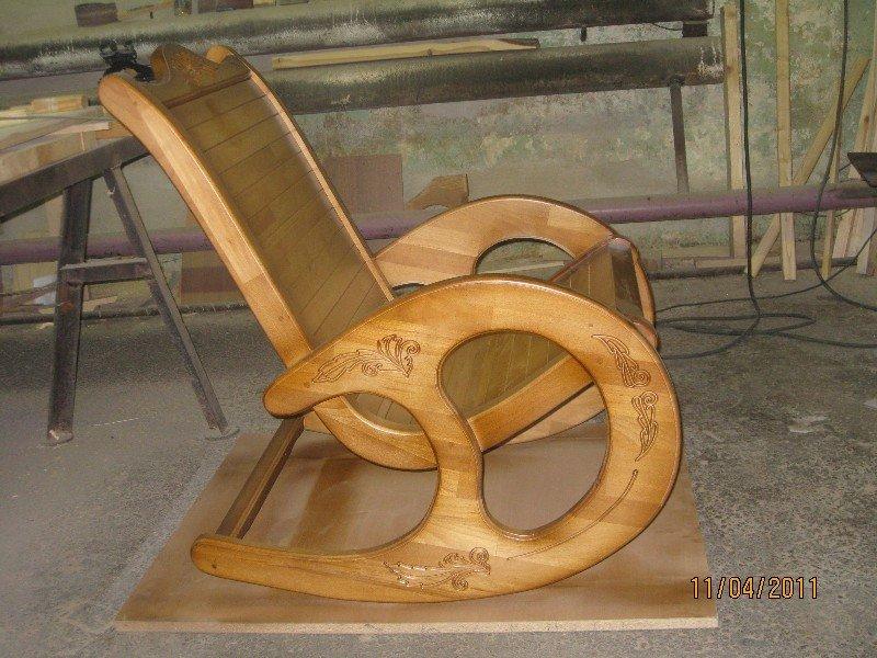 Сделать креслу качалку своими руками