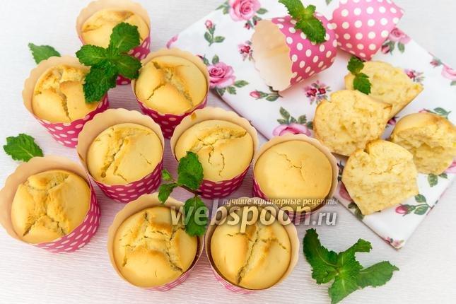 Рисовые кексы рецепт с пошагово
