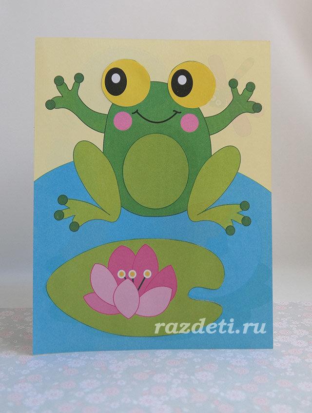 Аппликации своими руками для детей 4 лет - Krendelson.ru - карточка от пользователя eka.kuznetsowa2016 в Яндекс.Коллекциях