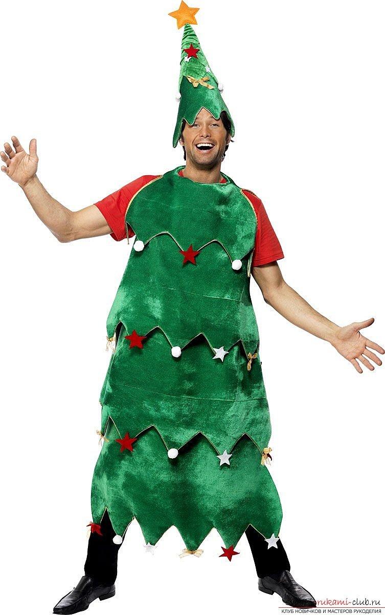 Новогодний костюм елочки Страна Советов 42