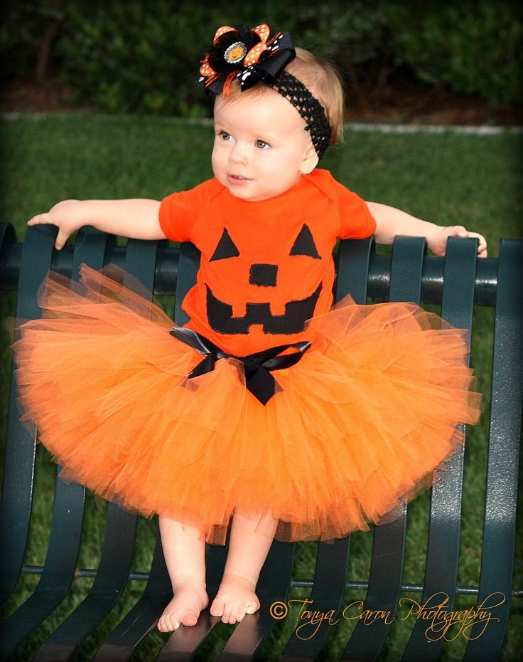 Костюмы для хэллоуина для девочек своими руками