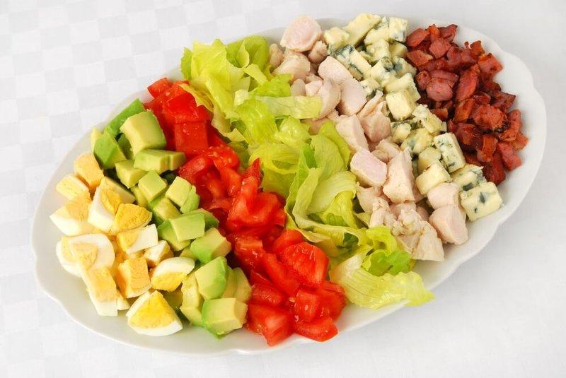 Кобба салат