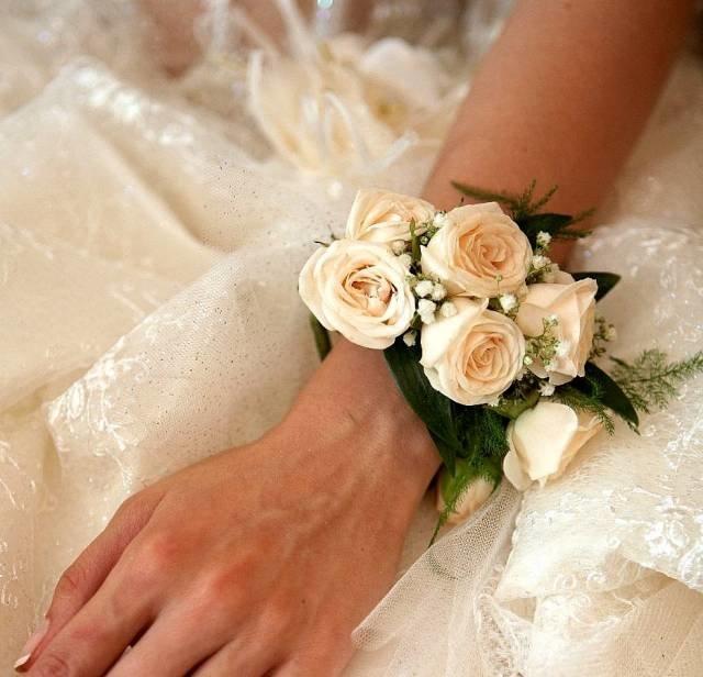 Браслет для свидетельницы на руку - Браслет для свидетельницы: мастер класс Свадебный портал