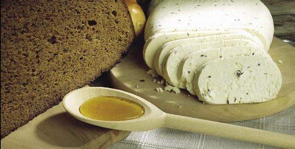 Сыр из козьего молока в домашних условиях с фото