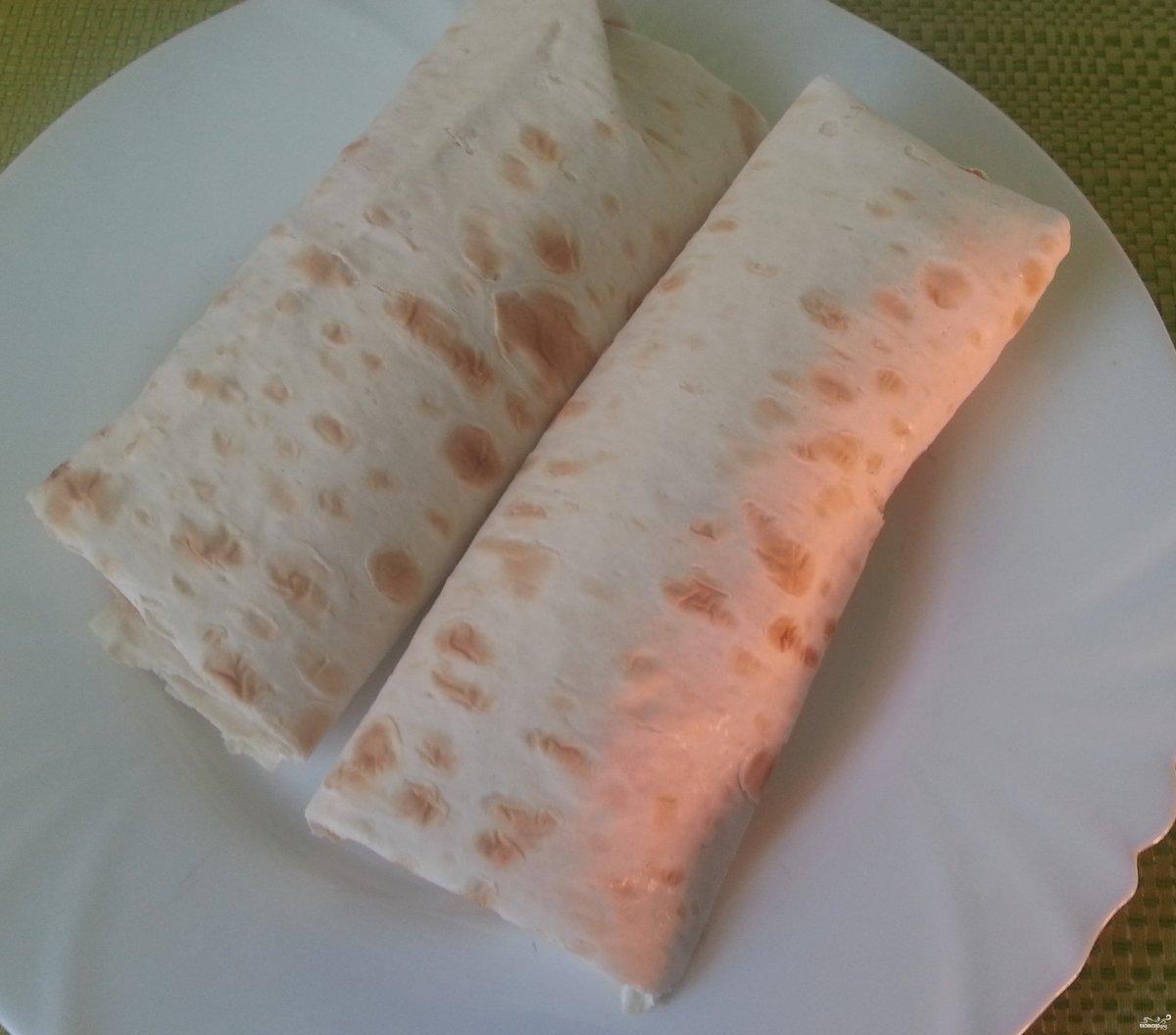 Шаурма в домашних условиях рецепт пошагово с фаршем