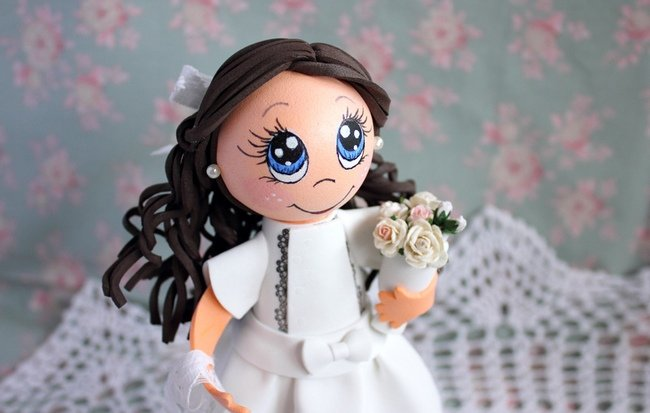 Фофуча кукла своими руками мастер класс