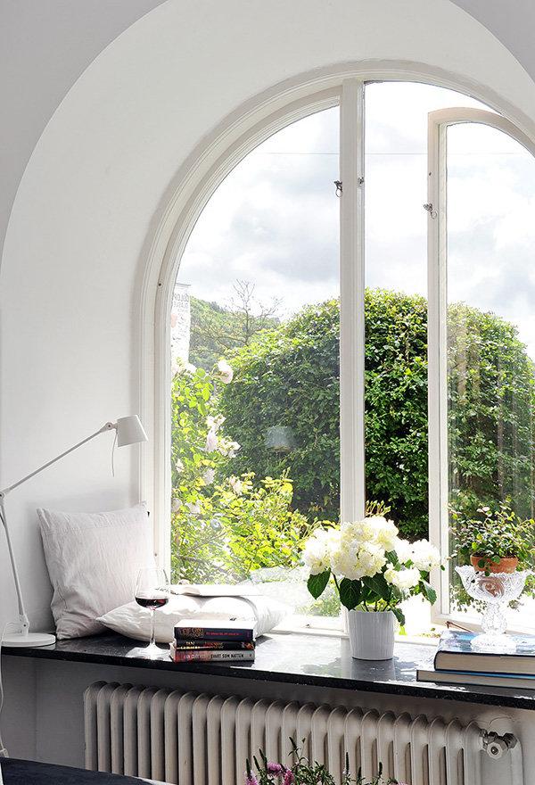 Сделать своими руками красивое окно 965