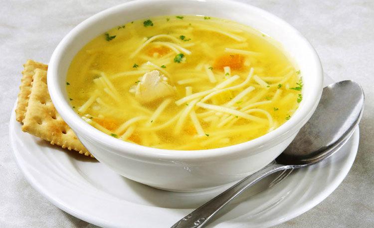 Как куриный суп сделать вкуснее
