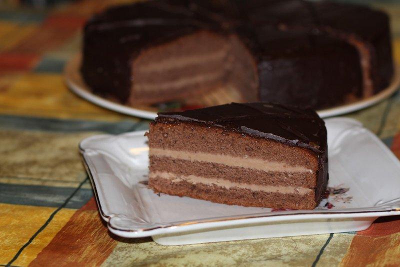 Торт прага по госту рецепт с фото пошагово в домашних условиях