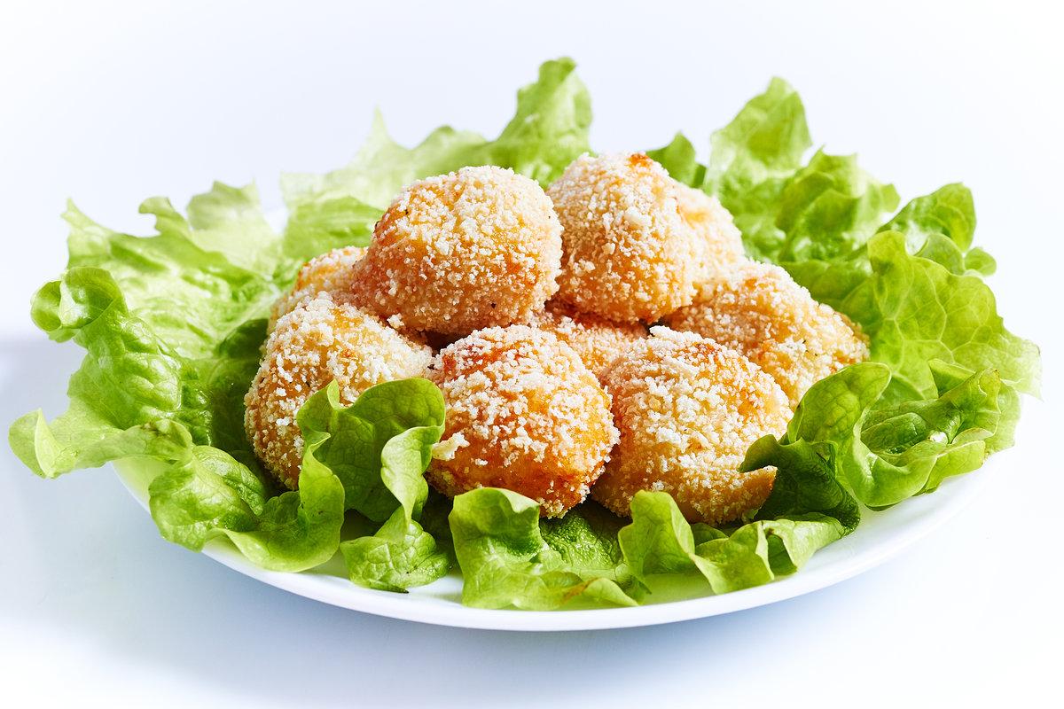 Сырные шарики закуска  № 1054486 бесплатно