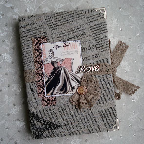 Как своими руками обложку для книг