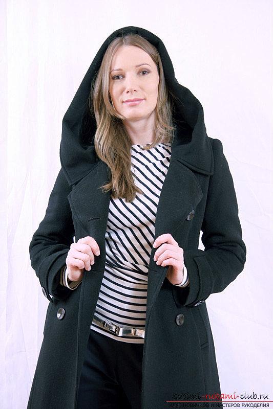 Капюшон для пальто своими руками