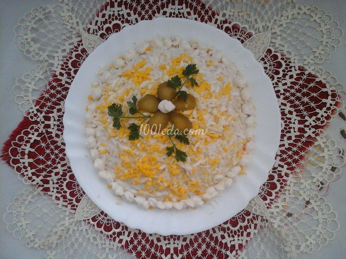 Рецепты салатов на день рождения простые и вкусные пошагово в