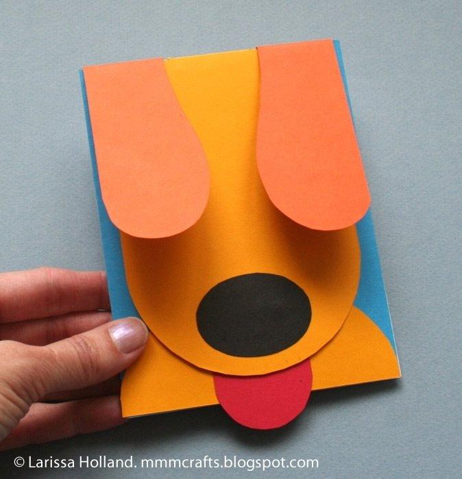 Поделки для детей из бумаги и картона для детей