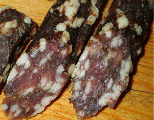Приготовление сыровяленой колбасы в домашних условиях из свинины