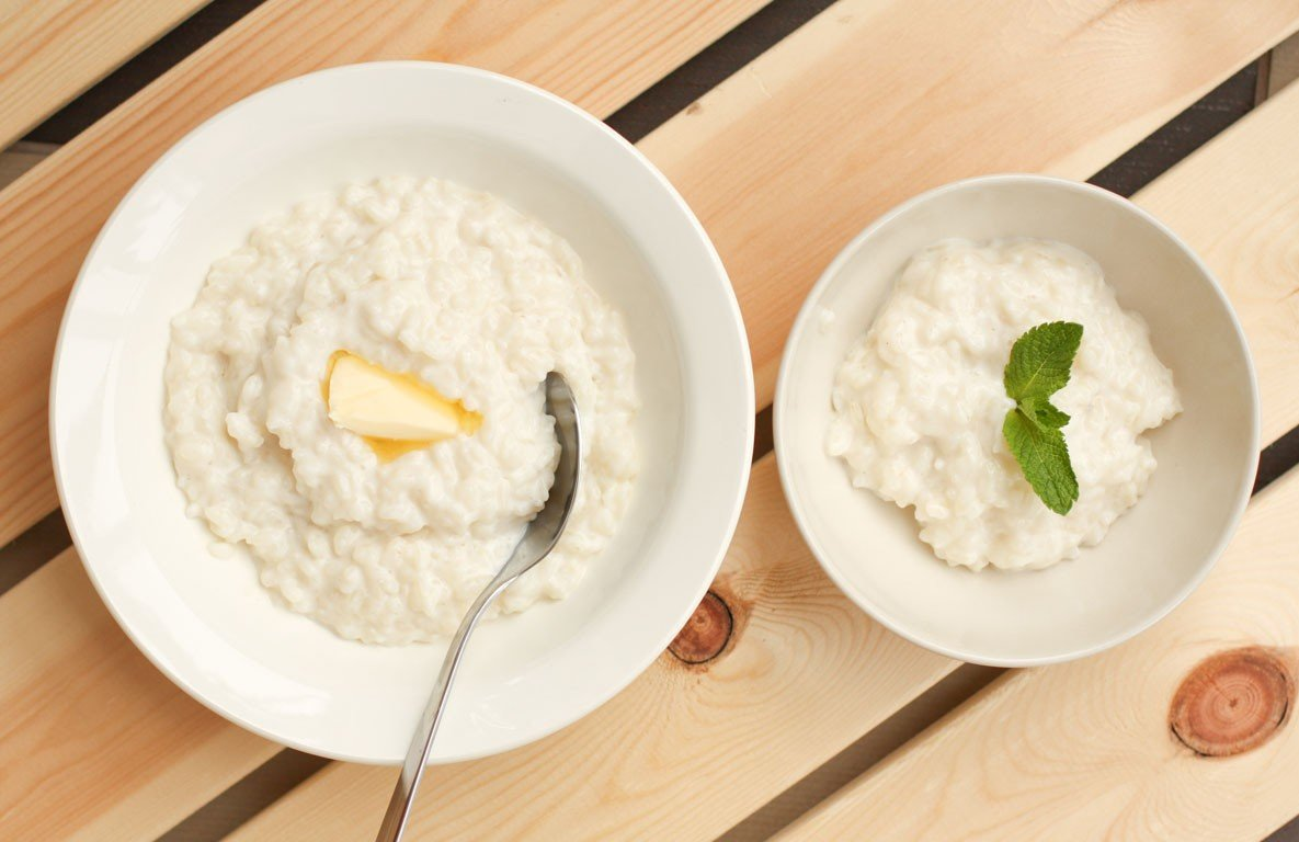 Рисовая молочная каша пошаговый рецепт с