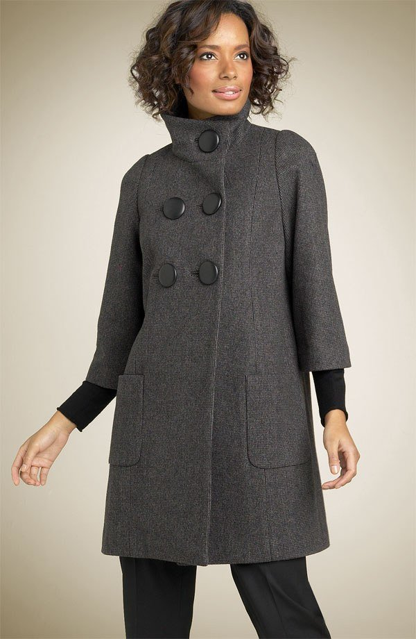 Облегченное пальто своими руками