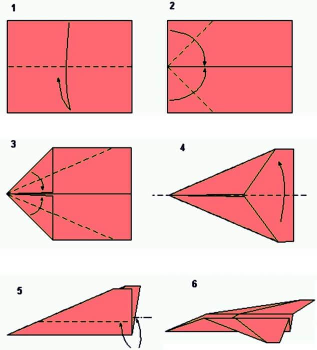 Как сделать самый мощный самолетик из бумаги