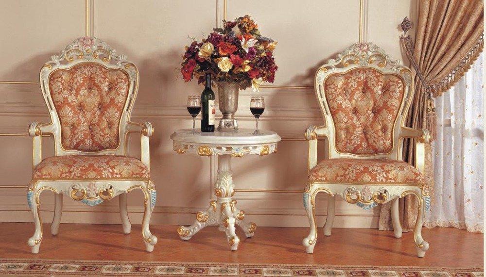 Мебель и декор в стиле барокко 5