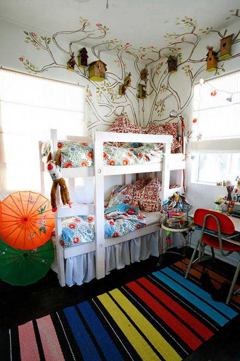 Комната своими руками фото и идеи