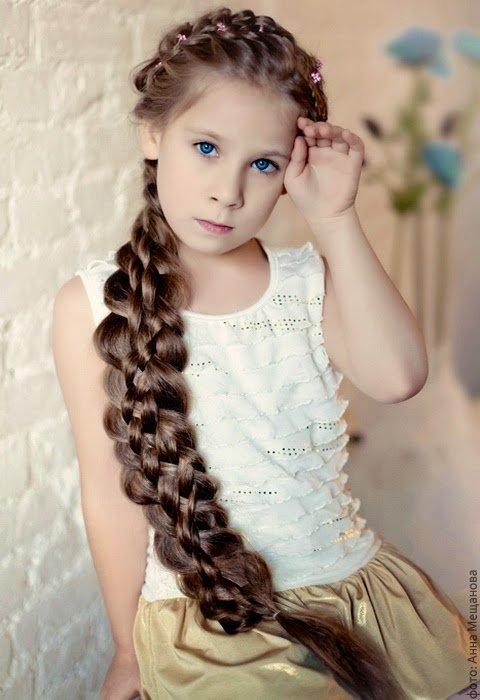 Фото картинки прически для девочек