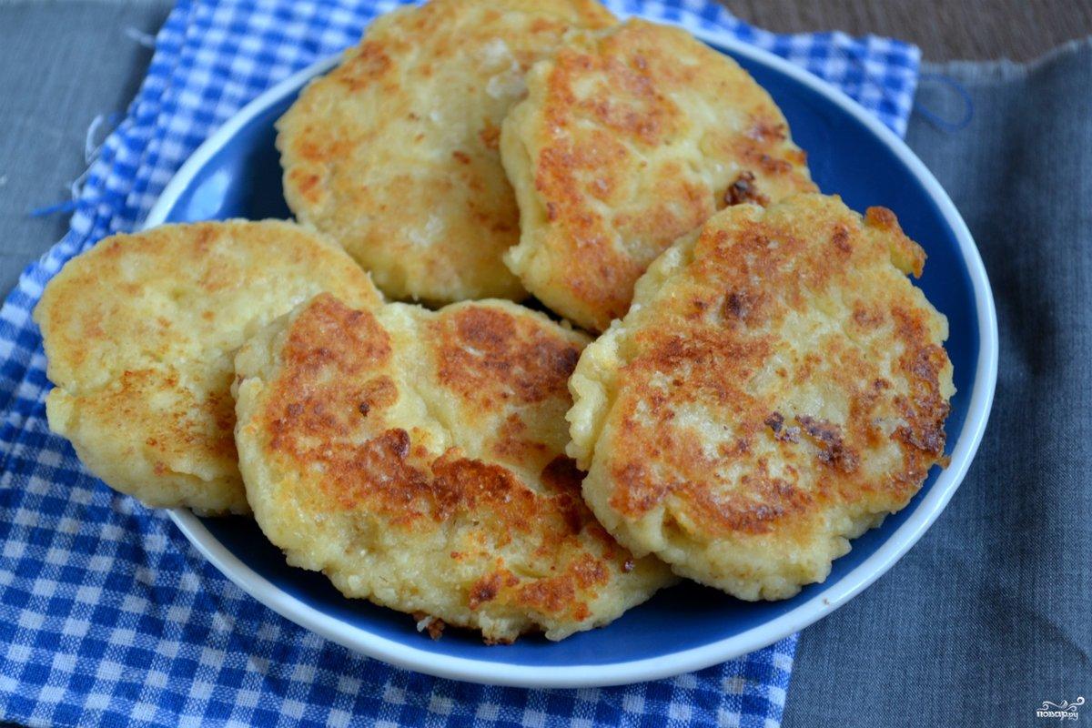 Рецепт сырников своими руками