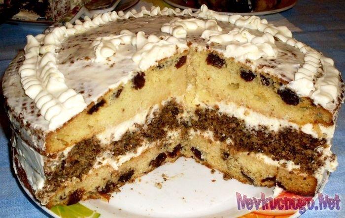 Генерал рецепт торта