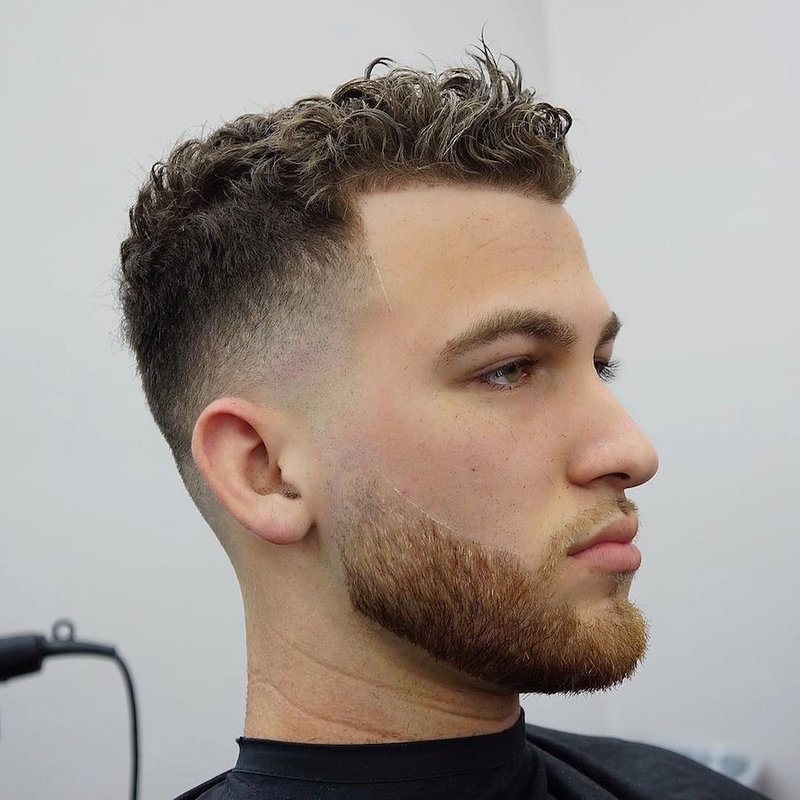 Pictures of haircuts for curly hair