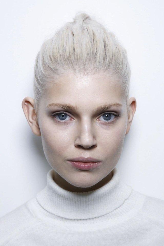 Натуральный блонд оттенок 9132 и жемчужный блонд