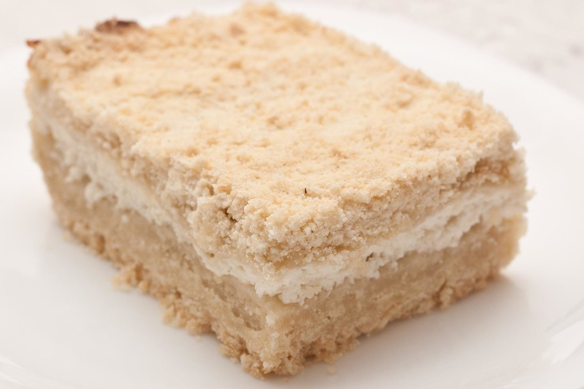 Пирог рассыпчатый с творогом рецепт пошагово