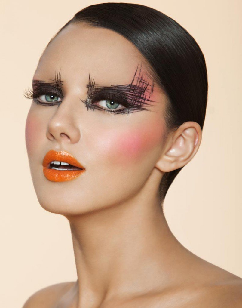 Vtct fashion and photographic make up 7