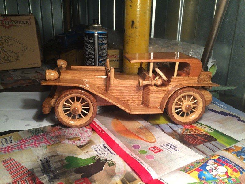 Игрушки своими руками сделай сам деревянные