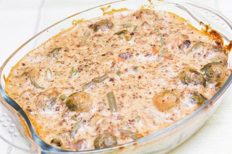 Блюда с брюссельской капустойы