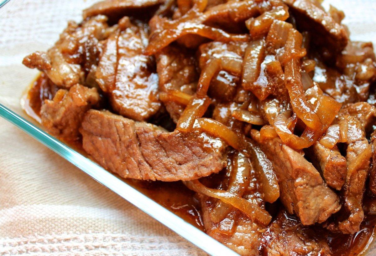 Рецепты из говяжьей печени в мультиварке