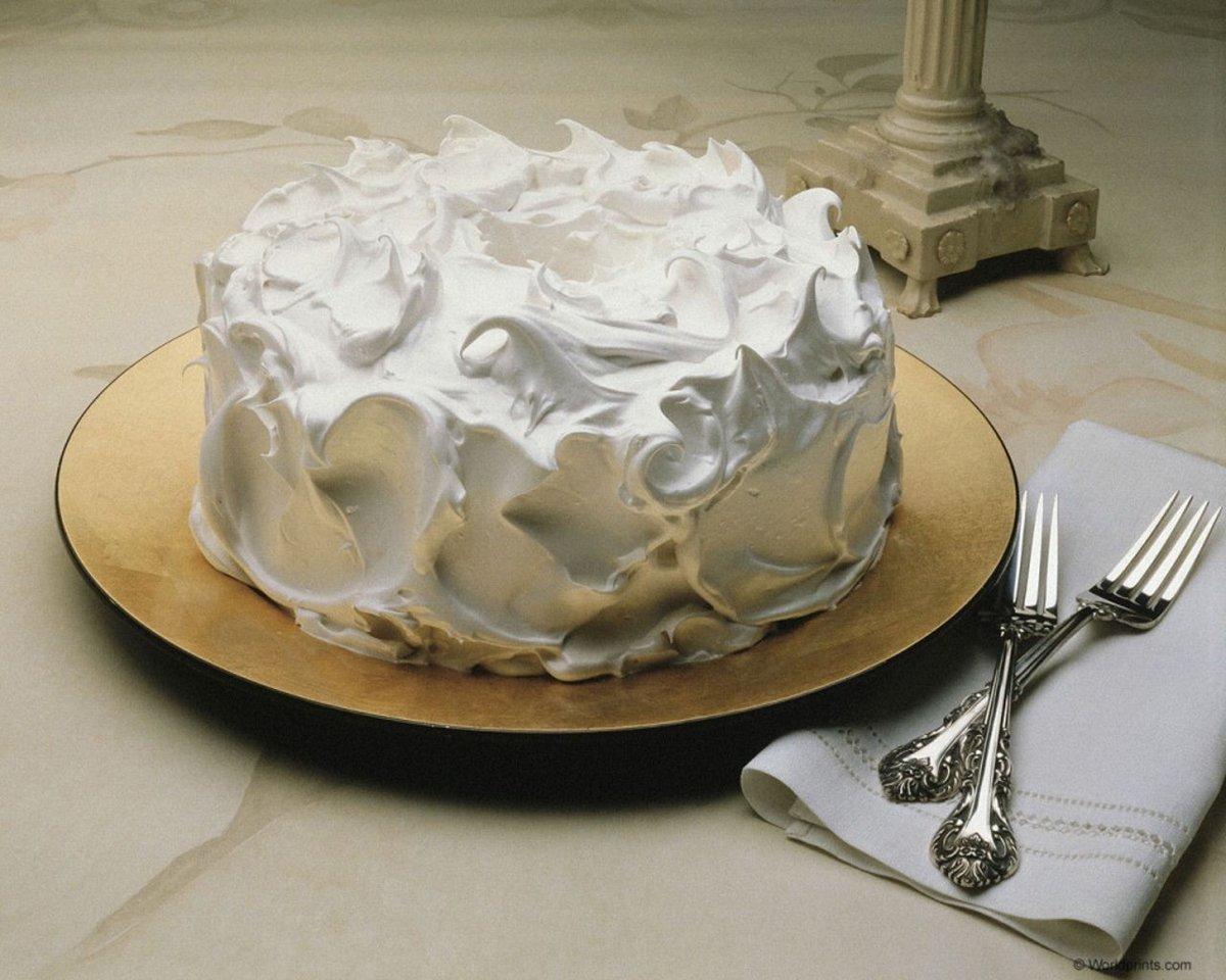 Торт безе в домашних условиях рецепт с фото, пошаговое 18