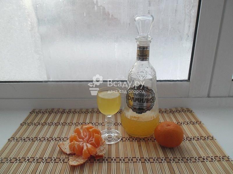 Настойки в домашних условиях на апельсине