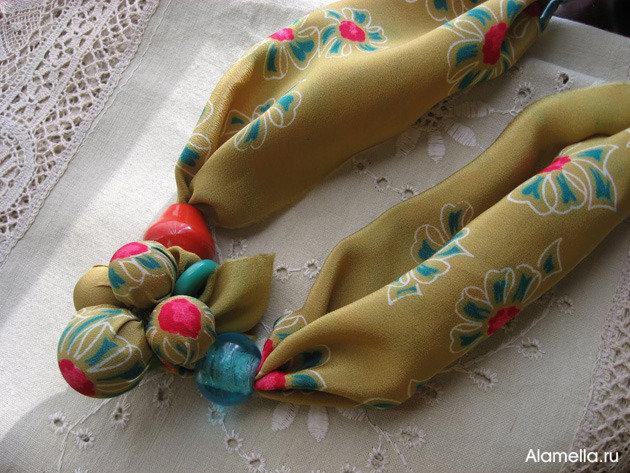 Пластик из ткани своими руками