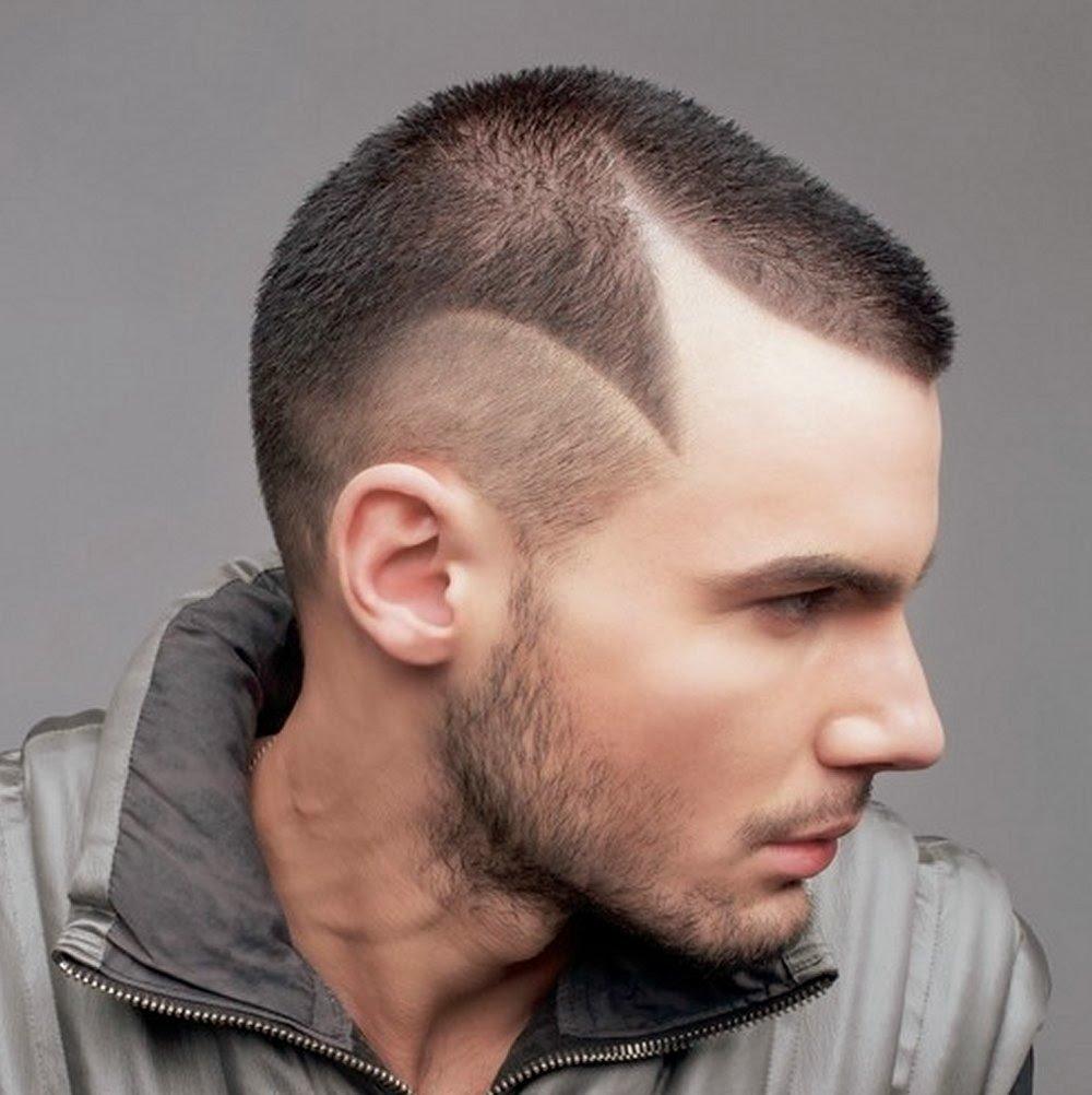Прическа короткая стрижка фото мужская