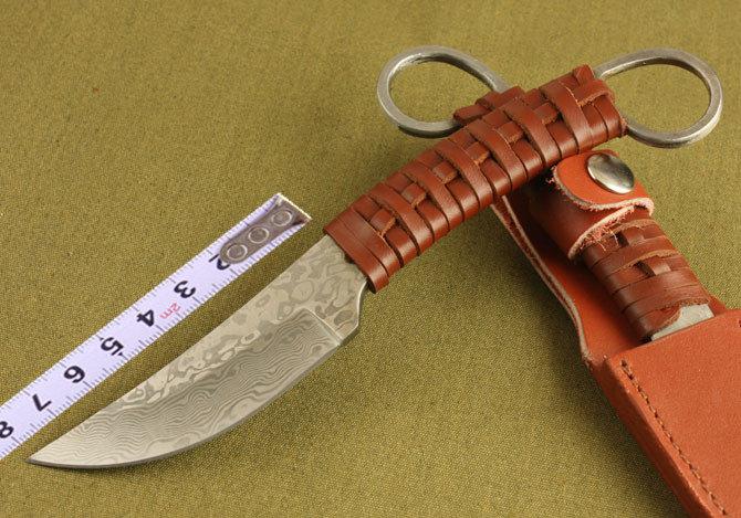 Изготовление металлических ножен для ножа