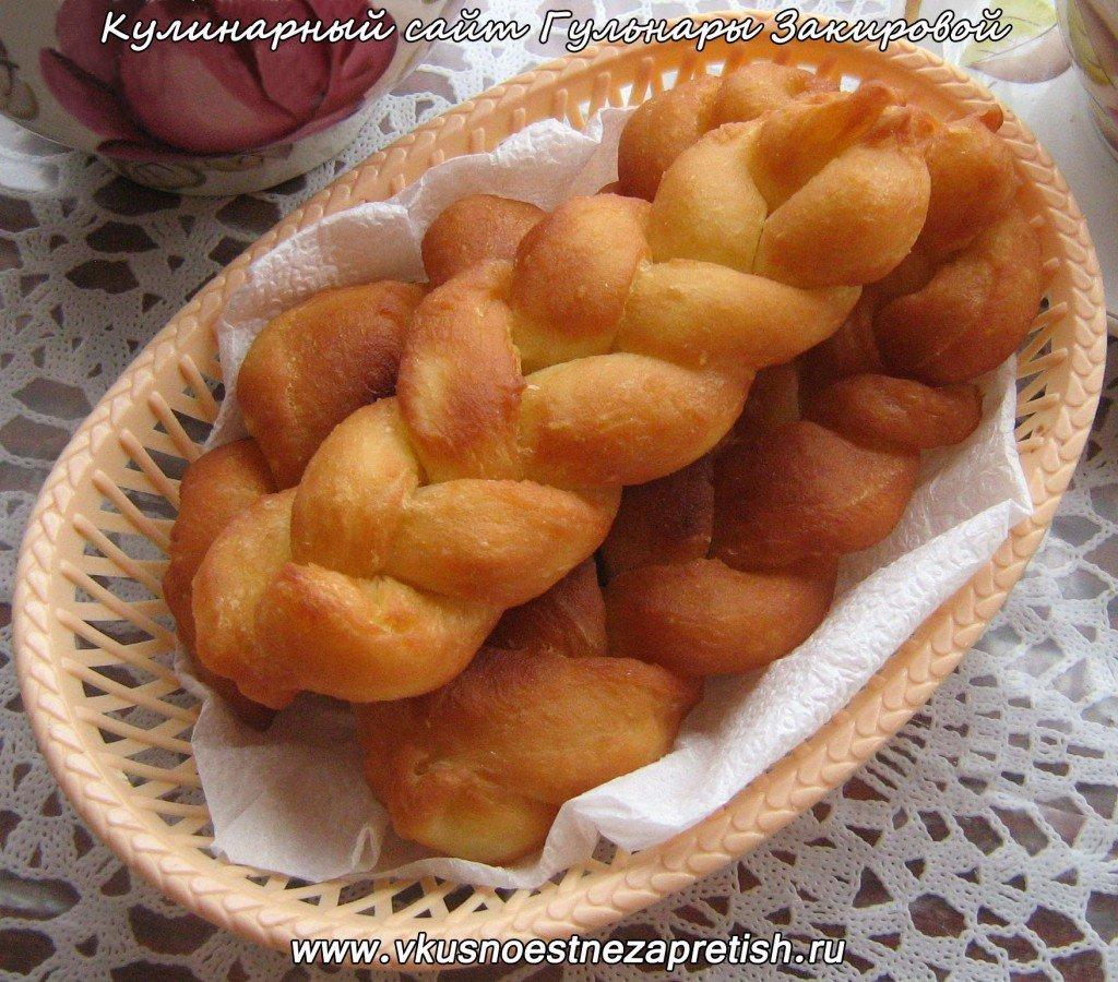 Бал-май татарское блюдо