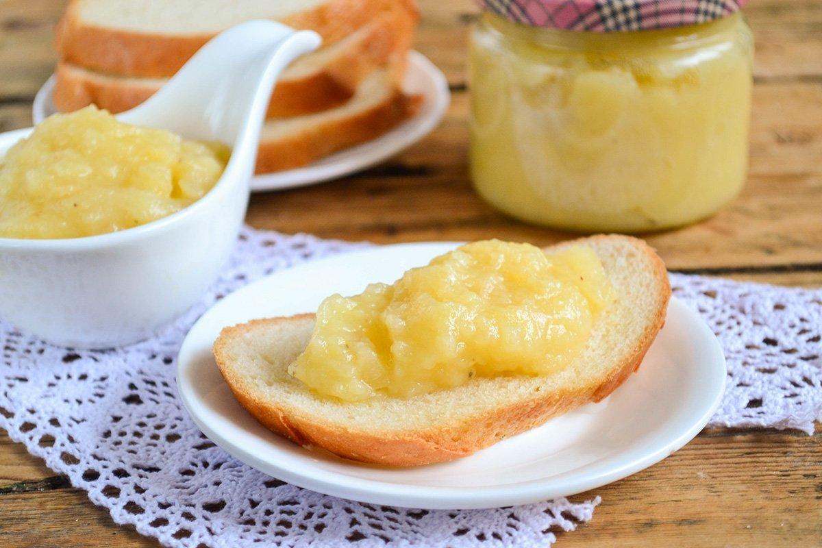 Блюдо с бананами рецепт