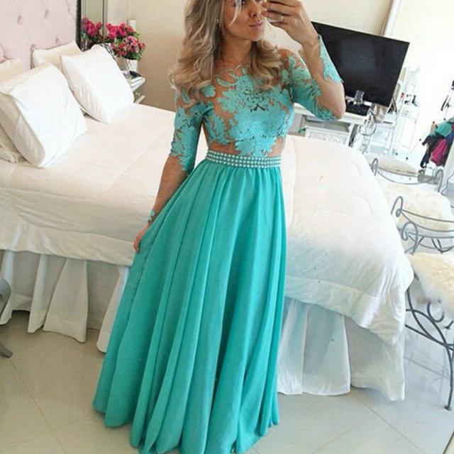 Фото длинны платья березовое