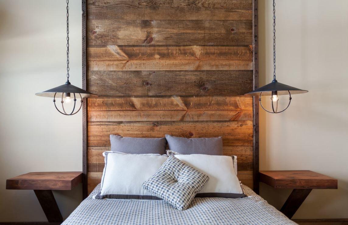 Сделай своими руками деревянное изголовье для деревянной кровати