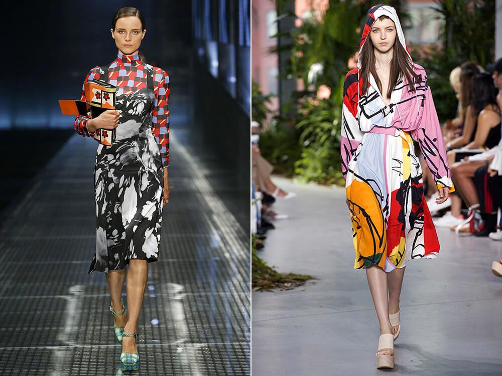 Модные дома.модные тенденции текущего и предстоящего сезонов
