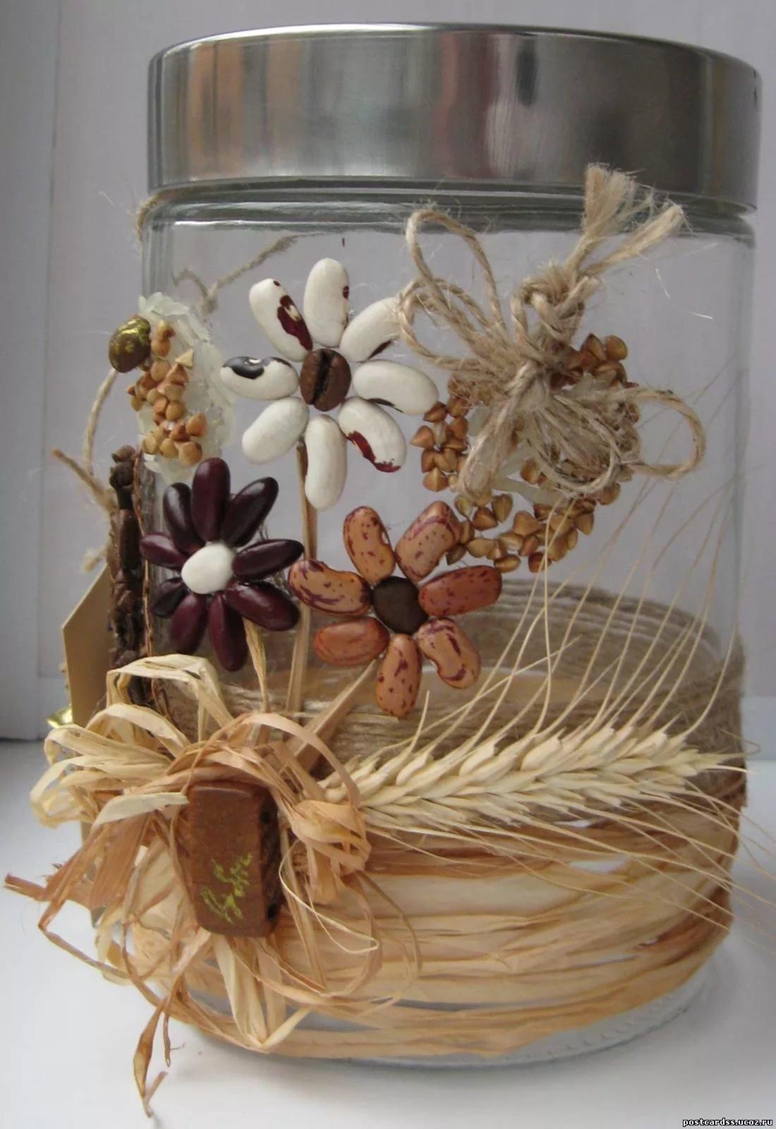 Поделки из колосков пшеницы своими руками