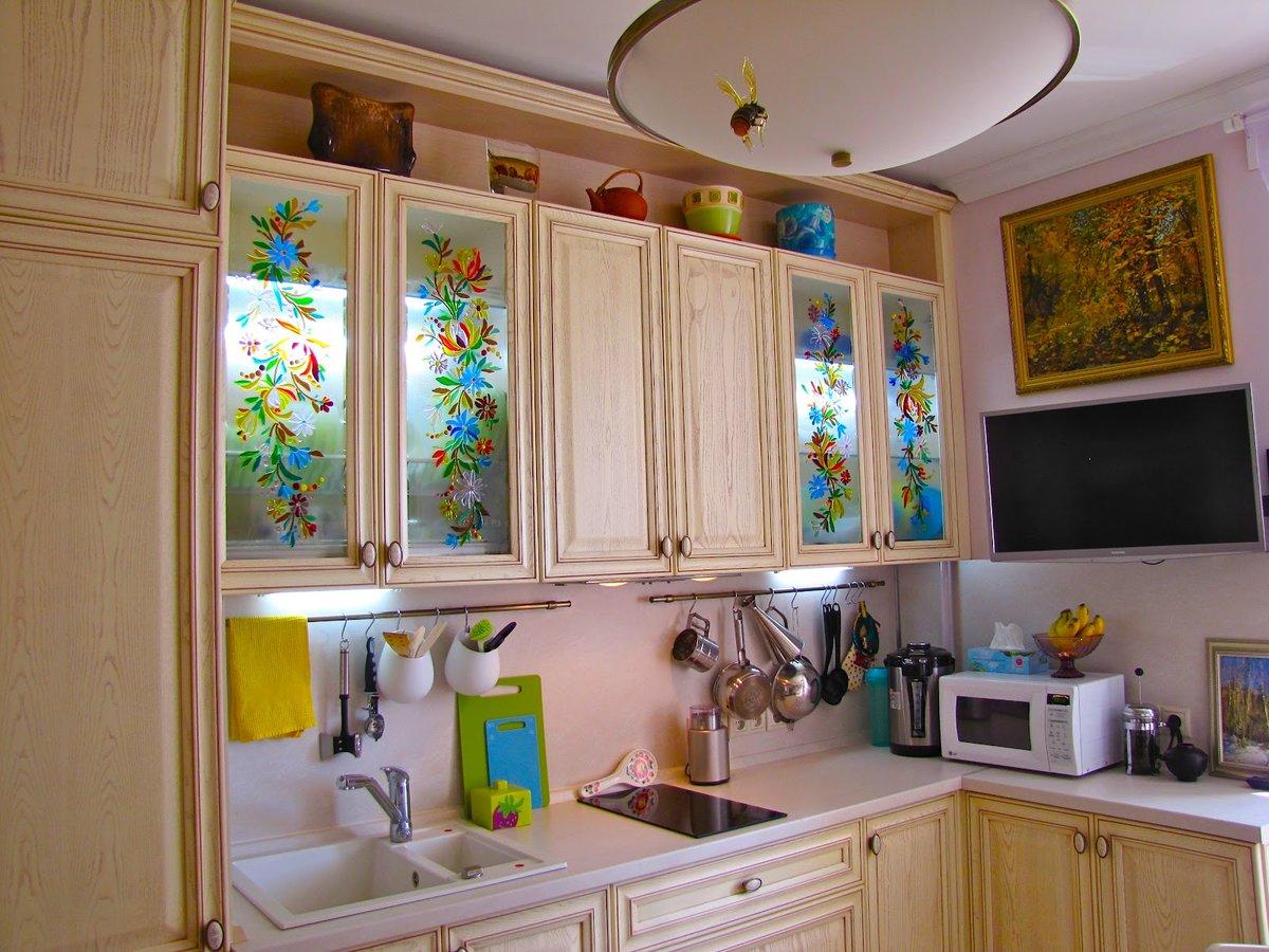 Как обновить кухню своими руками 70 фото и 3 мастер-класса 77