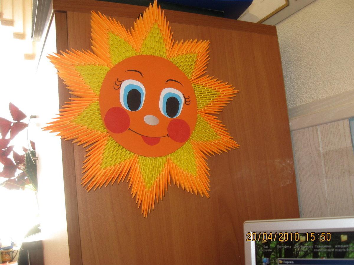 Детские поделки портал солнышко